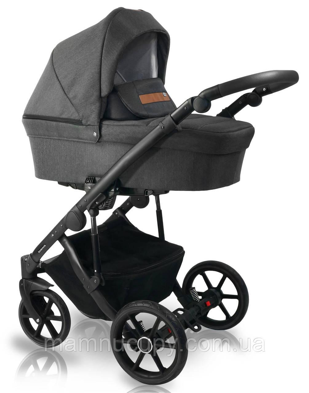 Детская универсальная детская коляска 2 в 1 Bexa Line 2.0 L5 (бекса лайн)