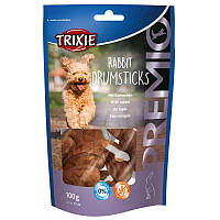 Trixie (Трикси) PREMIO Rabbit Drumsticks - Лакомство кроличья ножка для собак