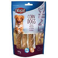Trixie (Трикси) PREMIO Corn Dogs Лакомство корн-дог с уткой для собак