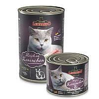 Leonardo (Леонардо) Reich an Rabbit - Консервированный корм с кроликом для кошек