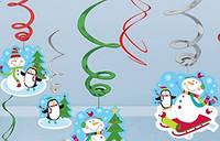 Новогодний, праздничный декор Снеговики. Новогоднии декорации.