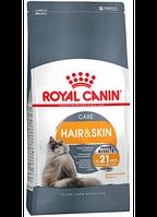 Royal Canin Hair & Skin 10 кг сухой корм (Роял Канин) для кошек с проблемной шерстью