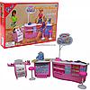 Детская игрушечная мебель Глория Gloria для кукол Барби магазин 9927. Обустройте кукольный домик