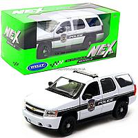 Игрушечная машинка Welly «Країна Іграшок» Полиция Шевроле (22509WP-W)