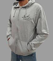"""Спортивная кофта мужская на молнии с капюшоном и карманами в интернет-магазине """"МенГурт"""""""