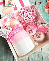 Подарок подруге. Набор розовый для подруги