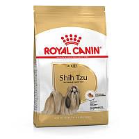 Royal Canin (Роял Канин) Shih Tzu Adult - Сухой корм с мясом птицы для взрослых собак породы ши-тцу