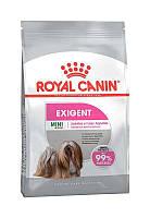 Royal Canin (Роял Канин) Mini Exigent - Сухой корм с мясом птицы для собак, привередливых к питанию 3 кг
