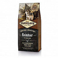 Carnilove (Карнилав) Reindeer for Adult Dogs - Сухой корм с олениной для взрослых собак