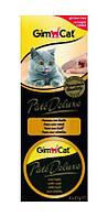 GimCat (ДжимКэт) Pate Deluxe - Консервированный корм паштет с телятиной для котов