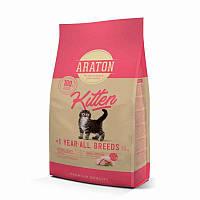 Araton (Аратон) Kitten - Сухой корм с курицей и кукурузой для котят