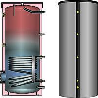 Бойлер непрямого нагріву побутової води Meibes-Huch BS 751 зі знімною теплоізоляцією (НІМЕЧЧИНА)