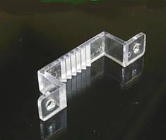Силіконове кріплення LED Strip Mount IP67 13мм для герметичної світлодіодної стрічки