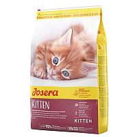 Josera (Йозера) Kitten - Сухой корм с маслом лосося для подрастающих котят, беременных и лактирующих кошек