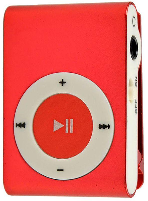 Плеер TOTO TPS-03 Without display&Earphone Mp3 Red (51998)