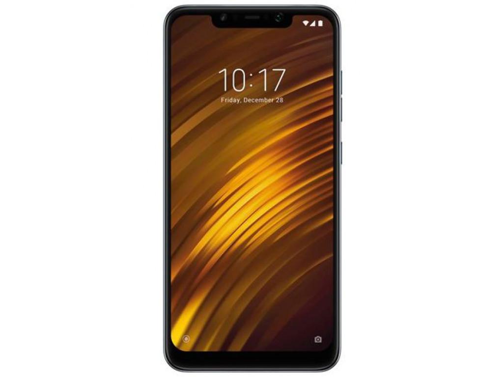 Смартфон Xiaomi Pocophone F1 6/64GB Global Black (STD00362)
