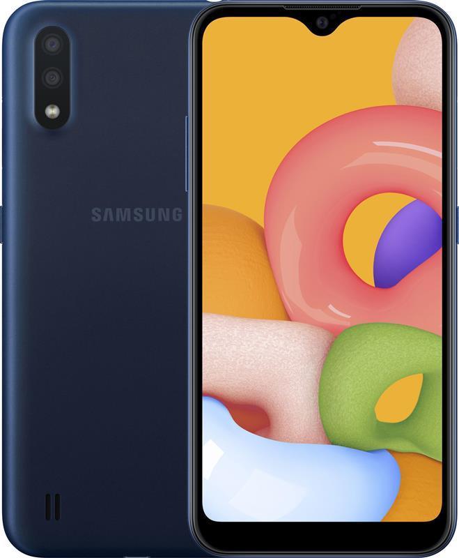 Samsung Galaxy A01 SM-A015 Dual Sim Blue UA