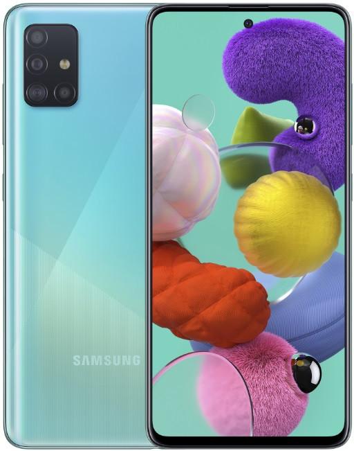 Samsung Galaxy A51 SM-A515 64GB Dual Sim Blue UA