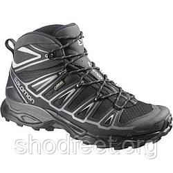 Ботинки Salomon X Ultra Mid 2 Spikes GTX 377820