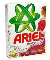 """Порошок пральний """"Аріель"""" 0,450кг авт Color Style/-987/22"""