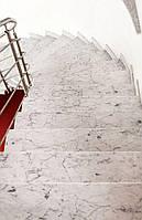 Консольна білі мармурові сходи., фото 1