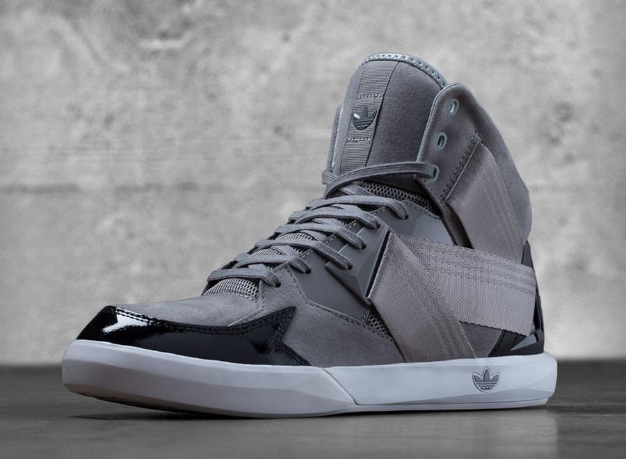 Кроссовки мужские Adidas C10 s Grey Suede мужские  кроссовки адидас