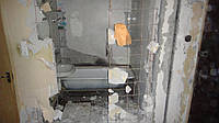 Демонтаж сантехкабін сантехблока Знесення сантехкабіни блоккомнаты, фото 1