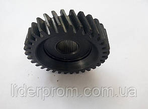Шестерня привода вентилятора ЯМЗ 236-1308104, фото 2