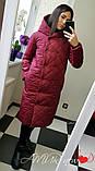 Куртка жіноча осінь-зима 42-44 44-46 48-50 52-54, фото 3