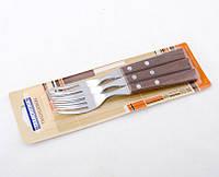 Набор вилок с деревянной ручкой Tramontina 22200/300