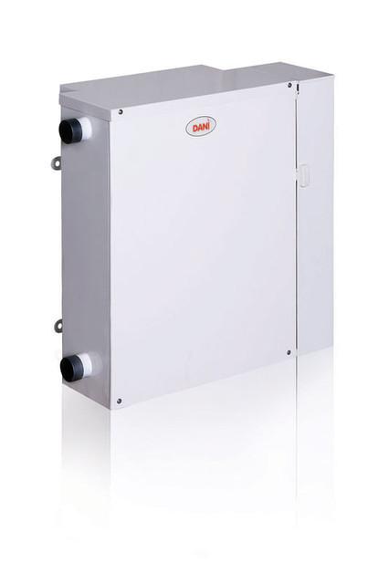 Парапетные газовые котлы DANI (ДАНИ) АОГВ-12 левое и правое исполнение