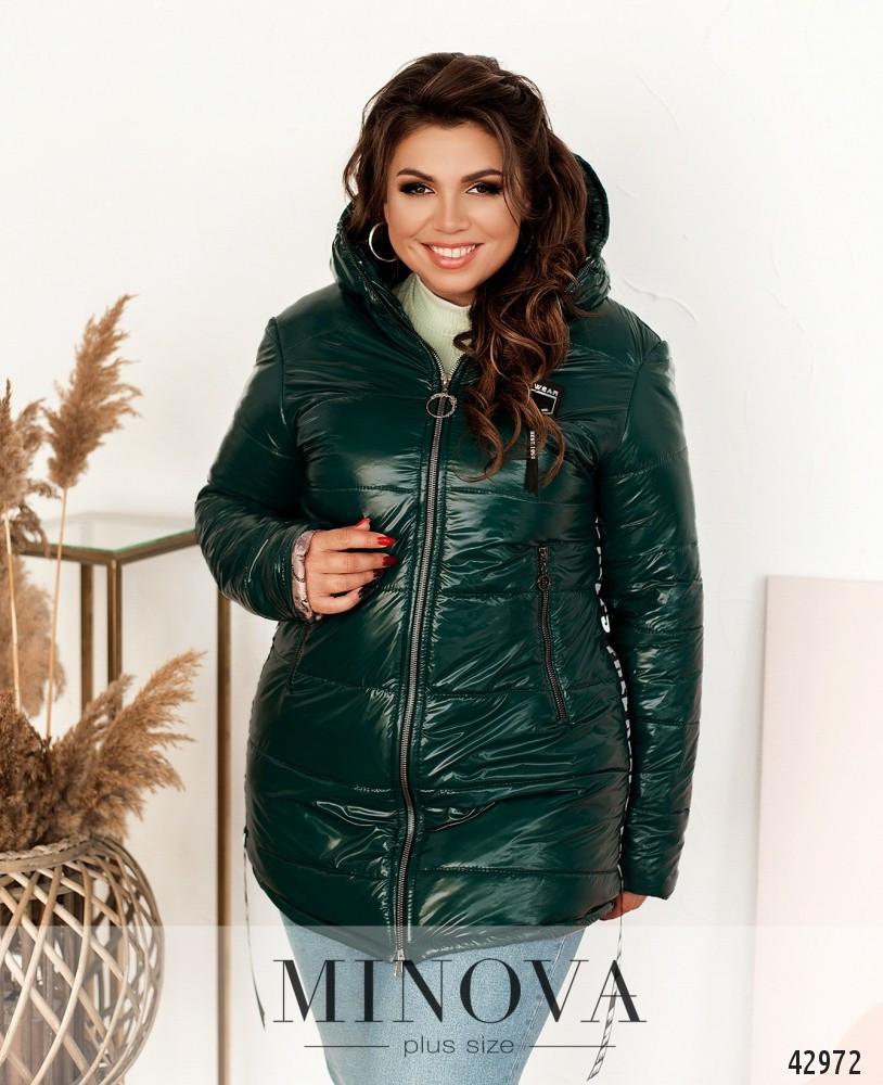 Куртка женская приталенная короткая демисезонная