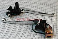 Комплект крепления с рычагами на скутер Wind -Viper