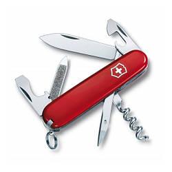 Швейцарский нож Victorinox Sportsman Красный 0.3803, КОД: 111222