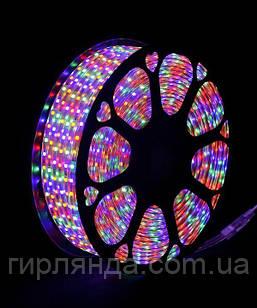 LED стрічка 5050, 80м,   мульті