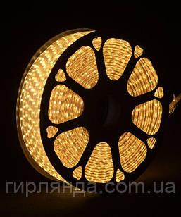 LED стрічка 5050, 80м, теплий білий