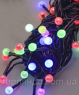 ПЕРЛИ 50 LED, 5м+ перехідник, мульті