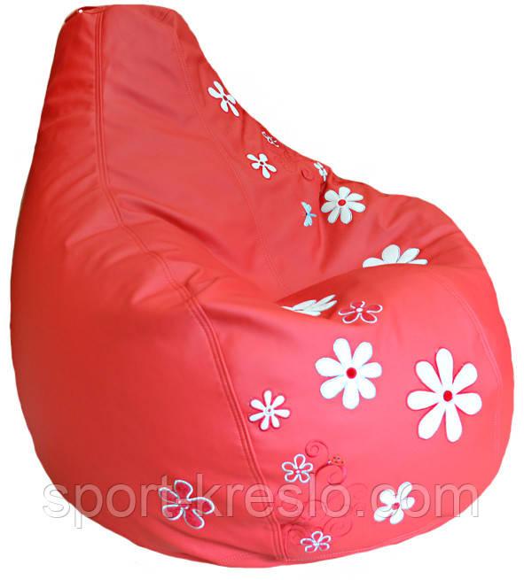 Крісло-мішок безкаркасні меблі груша пуф дитячий