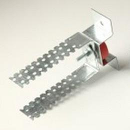Vibrofix PU, крепление потолочное c П-образным кронштейном