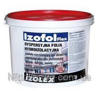 Izofol Flex (Изофоль Флекс) - полимерная гидроизоляционная мембрана (ведро - 4кг)