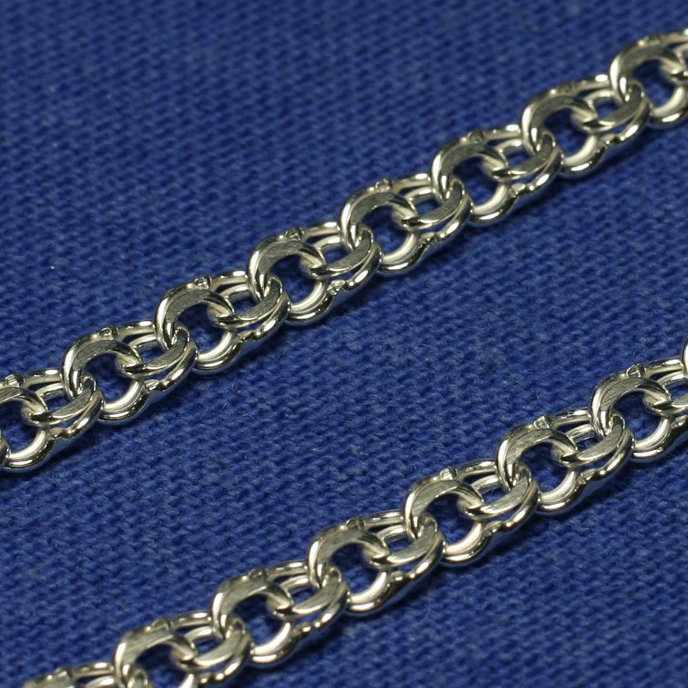 Женские браслеты из серебра бисмарк