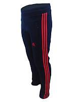 Трикотажные зимние спортивные штаны Adidas Турция