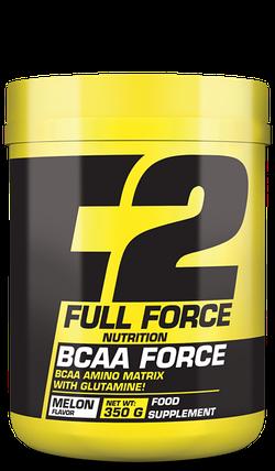 Амінокислоти BCAA Force Full Force F2 - 350 г, фото 2