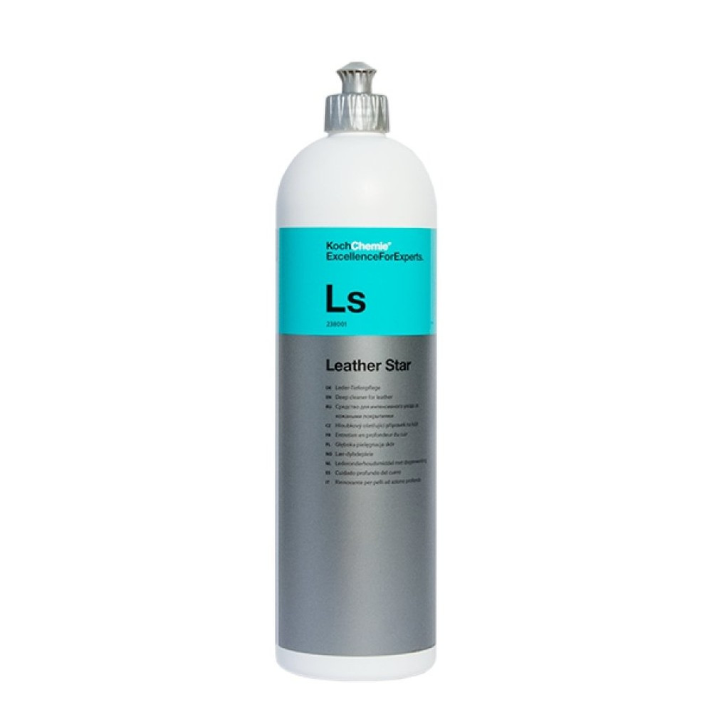 Уход за кожей, кожаным салоном, кожаными изделиями Koch Chemie LEATHER STAR 1 л (238001)