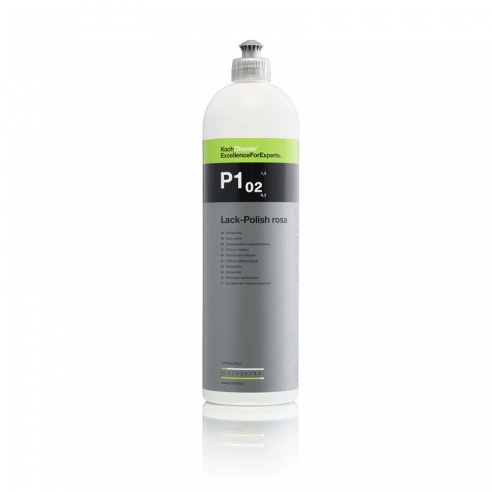 Полироль для ручного или машинного нанесения Koch Chemie LACK - POLISH ROSA HAND 1 л (401)
