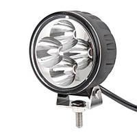 Доп LED фара BELAUTO BOL0403S 880 Лм (точечный), фото 1