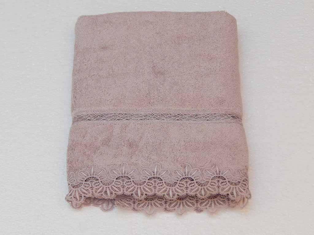 Полотенце Soft Cotton VIKTORIA 85*150 Лиловый, 85*150