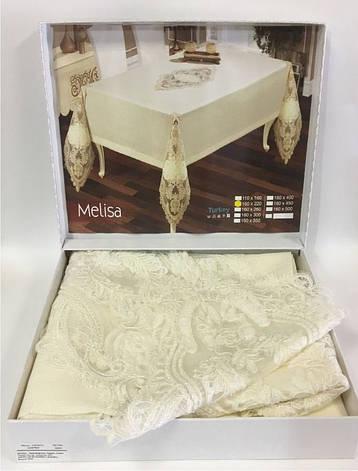 Скатерть HASPEN MELISA 160*220, фото 2
