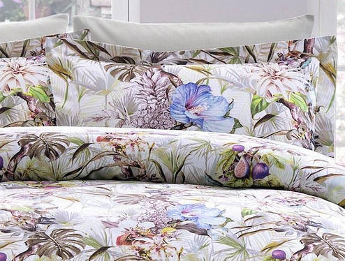 Постельное белье Tivolyo Home  MURIEL двуспальный - евро, фото 2