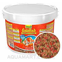 Корм Tetra Goldfish 10 литров, 2050 грамм